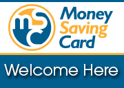 Money Saving Card